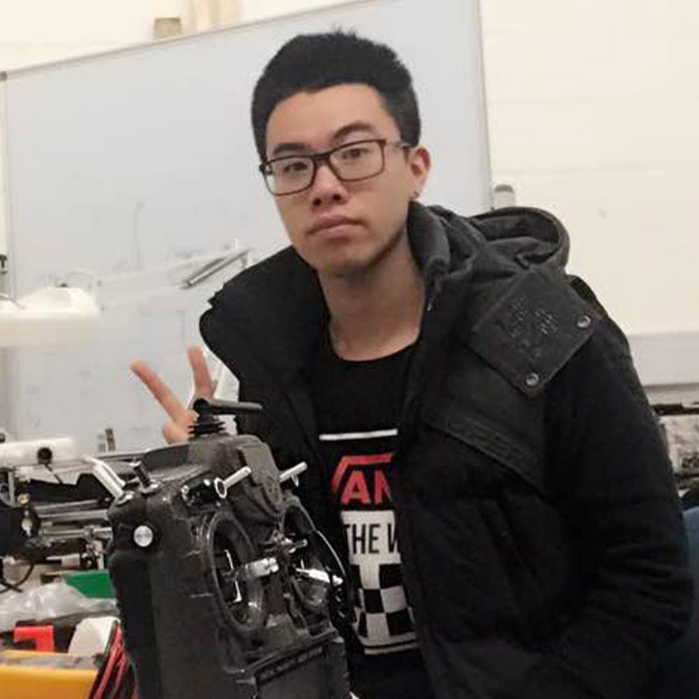 Dongyu Zhang