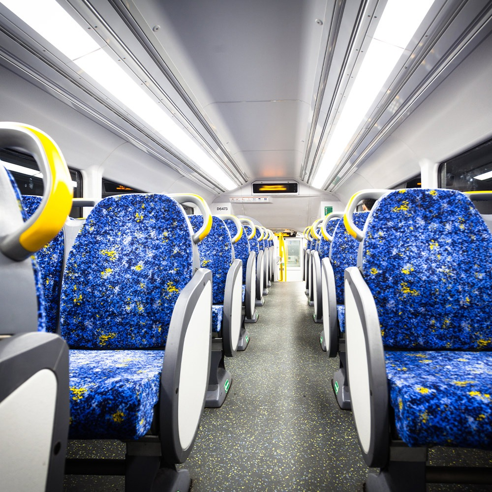 Experimental and computational study on the key ventilation issues affecting air quality and thermal comfort in train cabins