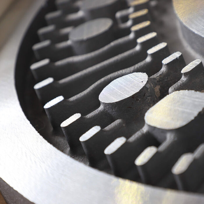 Aluminium matrix composite brake discs