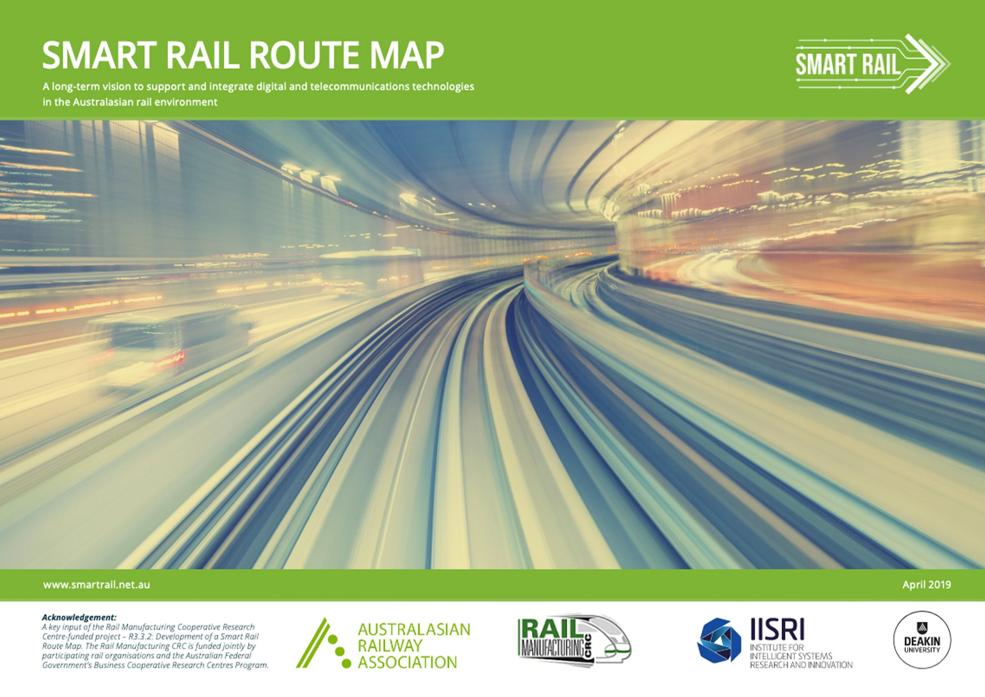 Smart Rail Route Map