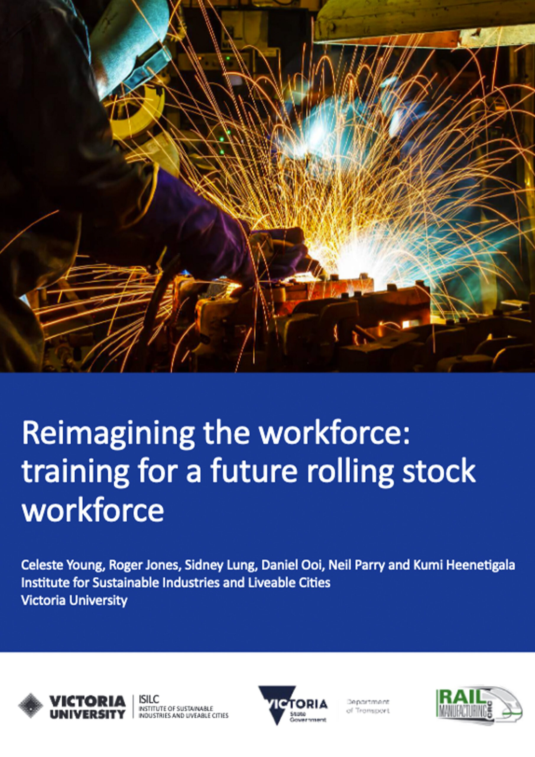 Training for a future rolling stock workforce