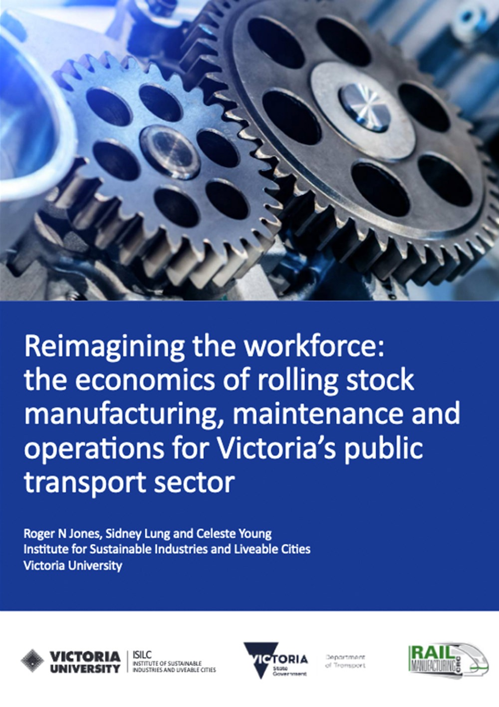 The economics of rolling stock manufacturing, maintenance and operations for Victoria's public transport sector