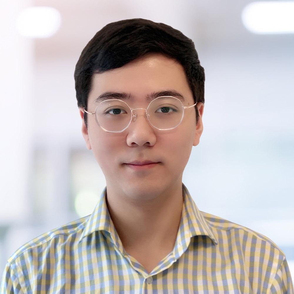 Shuoqing Zhao