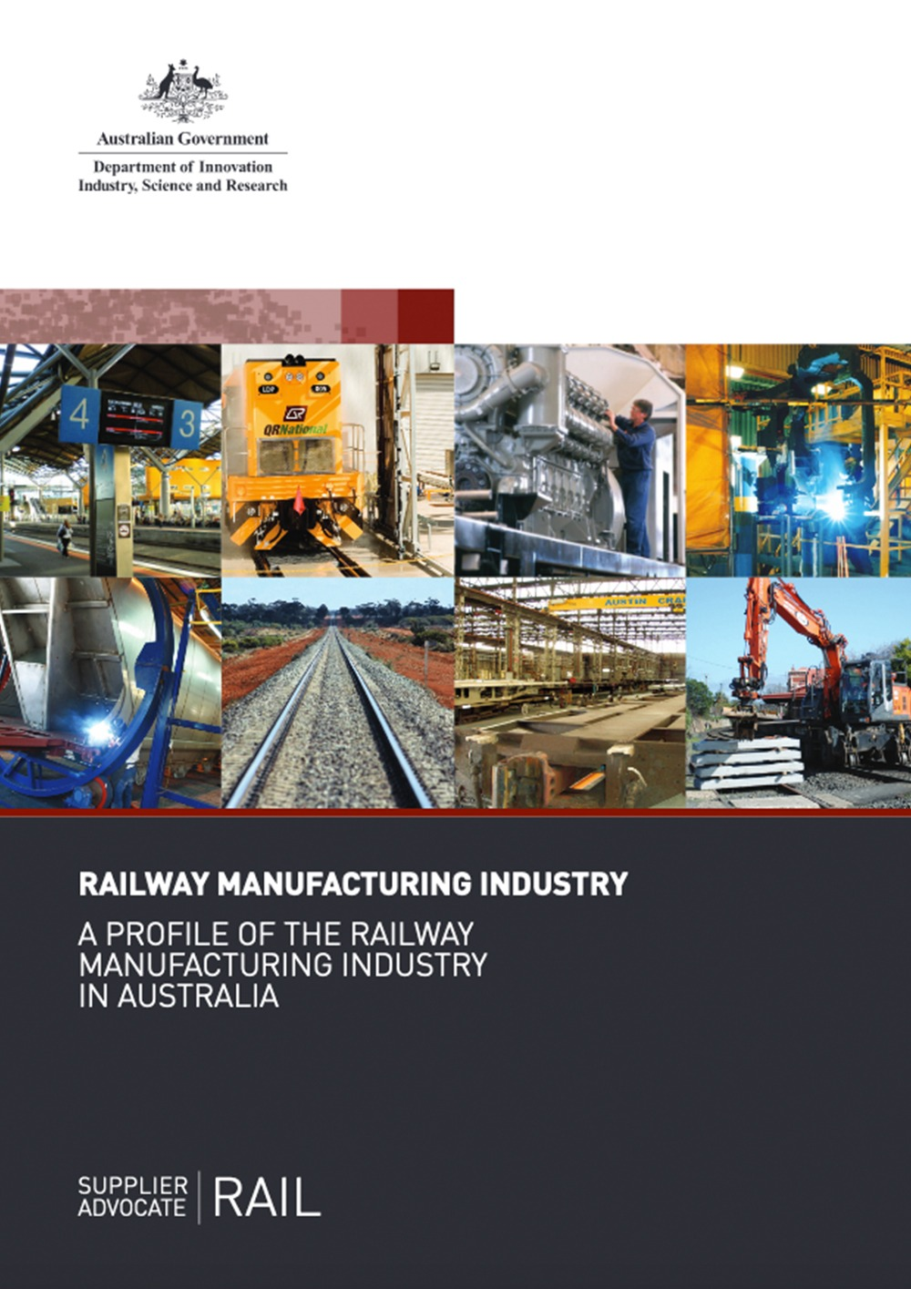 Railway Manufacturing Industry